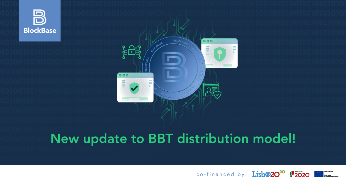 This is an image about the new update to BBT distribution model